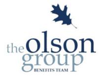 Reception Sponsor - Olson group